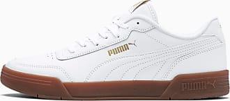 Puma Caracal Sneaker Schuhe | Mit Aucun | Weiß/Gold | Größe: 40.5