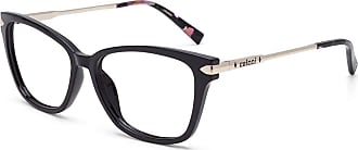 Colcci Óculos de Grau Colcci FRIDA C6097 A34 55 Preto Lente Tam 55