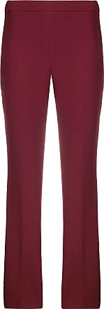 Giambattista Valli cropped trousers - Red