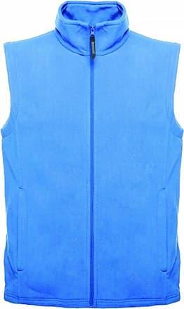 Regatta Mens Micro Fleece Bodywarmer/Gilet (XL) (Oxford Blue)