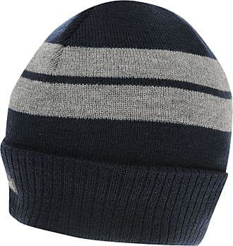 Lonsdale Mens Turn Up Beanie Hat Navy One Size