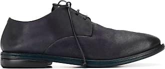 Marsèll Sapato de cour azul com acabamento fosco
