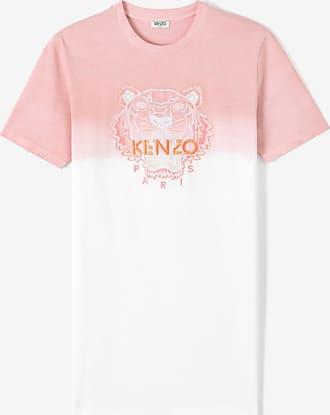 Kenzo Robe t-shirt dégradée Tigre