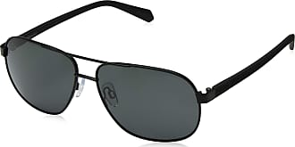 Polaroid Mens PLD 2059/S M9 003 Sunglasses, Matt Black/Grey Grey, 60