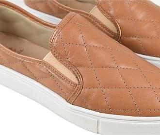 Balaia Sneaker Balaia em couro Matelasse Nude MOD244