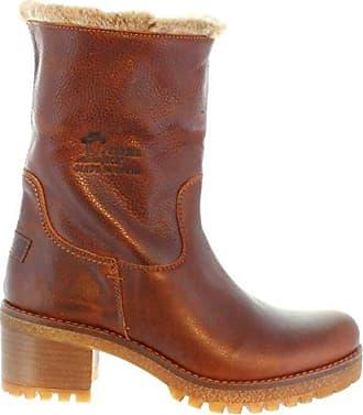 b5620b96bb8640 Panama Jack Boots für Damen PANAMA JACK PIOLA B8 NAPA GRASS CUERO  Schuhgröße 38