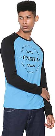 O'Neill Camiseta ONeill Rag Wind Azul/Preta