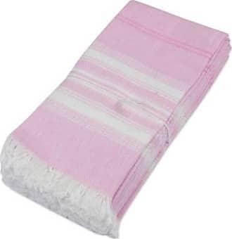 Novica Cotton napkins, Rosy Inspiration (set of 6)