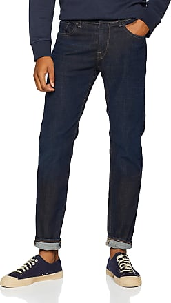 Selected Homme Mens Slhslim-Leon 6133 D.Blue St Jeans W Noos Slim, Blue (Dark Blue Denim), W33/L32 (Size: 33)