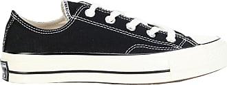 Converse CHUCK 70 OX BLACK/BLACK/EGRET - FOOTWEAR - Low-tops & sneakers on YOOX.COM