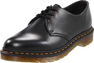 81d1bb229f002 Dr. Martens 1461 Vegan 14046001, Chaussures de ville mixte adulte, Noir  (Black