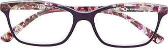 Etnia Barcelona Armação de óculos retangular Halle - Rosa