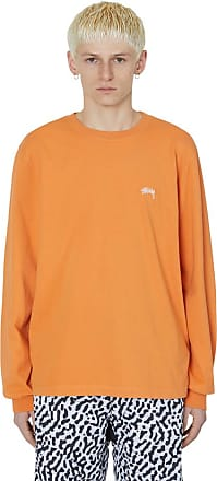 Stüssy Stussy Stock long sleeves t-shirt ORANGE XL
