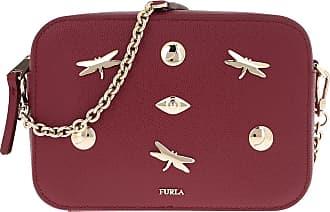 Furla Cross Body Bags - Brava Zaffiro.Mini Crossbody Ciliegia - red - Cross Body Bags for ladies