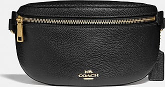 Coach Belt Bag in Black