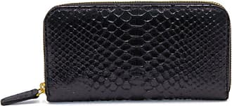 Ximena Kavalekas Continental wallet - shiny black