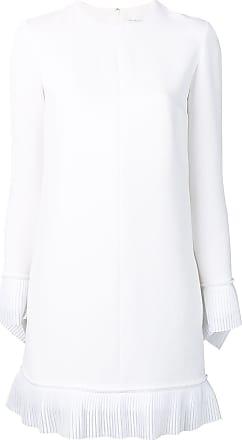 Victoria Beckham shift dress - White