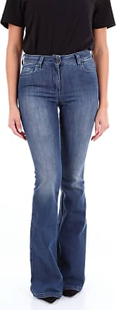 be Blumarine Bootcut Jeans scuro