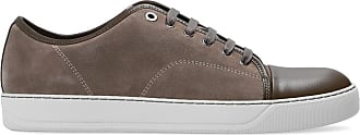 Lanvin Dbbi Sneakers Mens Brown