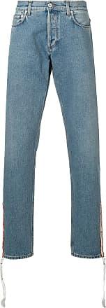 HPC Trading Co. Calça jeans reta - Azul