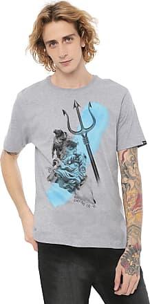 O'Neill Camiseta ONeill Poseidon Cinza
