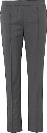 Peter Hahn Ankle-length pull-on trousers Peter Hahn grey