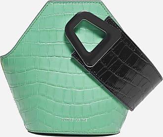 Danse Lente XS Johnny crocodile-effect leather bag - DANSE LENTE - woman