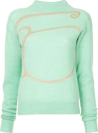 Onefifteen turtleneck sweater - Green