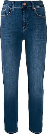 7 For All Mankind classic bootcut jeans - Azul