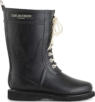 Ilse Jacobsen ILSE JACOBSEN Rub 15, Womens Rain Boot, Black (Schwarz (01), 7.5 UK (40 EU)