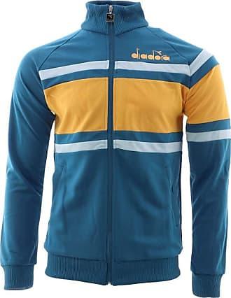 Diadora Mens Jacket Model 80S Full Zip 3 Colours Art.211 - - XL