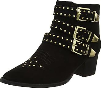 Kurt Geiger Womens Tiger Boots, Black (Black), 4 UK 37 EU