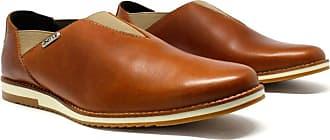 Di Lopes Shoes Sapato Fossil Latego 100% Couro (40, Marrom)