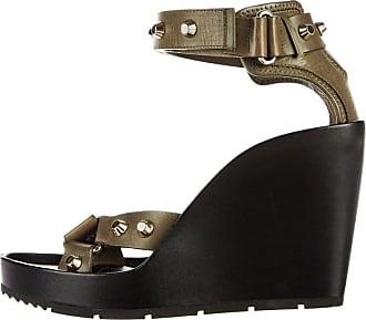 f8a3cf278838 Balenciaga New Balenciaga Studded Platform Wedge Heels Sz 37.5. In high  demand