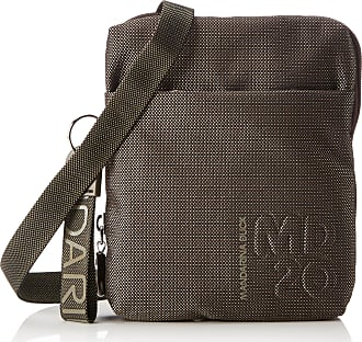 Mandarina Duck Womens Md20 Minuteria Messenger Bags, Brown Pirite, 10x21x28.5 cm (B x H x T)