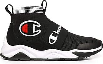 917ff68fe4cc16 Champion Mens Rally Pro Big C Knit Sock Top Sneaker