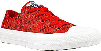 bfda6a8350c6 Converse Unisex-Erwachsene Chuck Taylor All Star Ii Ox Low-top rot weiß