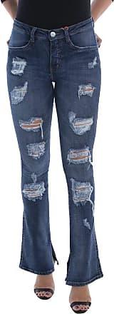 Osmoze Calça Jeans Osmoze Boot Cut New Azul 38