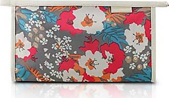 Jacki Design Necessaire Envelope Estampada G Jacki Design ABC17198 - Bege Floral