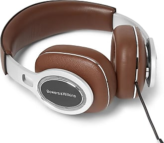 Bowers & Wilkins P9 Signature Cross-grain Leather Headphones - Brown