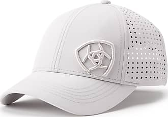 Ariat Mens Tri Factor Cap in Silver Grey, by Ariat