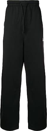 Yohji Yamamoto Sashiko trousers - Black