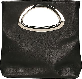 Chicca Borse Aren - Woman Handbag in Genuine Leather Made in Italy - 26x25x8 Cm
