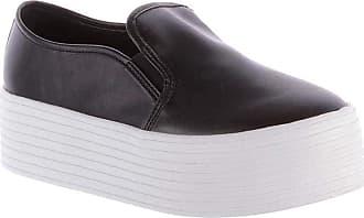Damannu Shoes Slip On Louise Skin Preto - Cor: Preto - Tamanho: 39