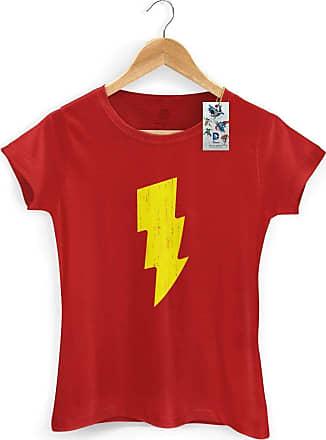 DC Comics Camiseta Shazam Raio