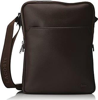6a143c59e Lacoste Gael - Bolsa de Asa Superior Hombre, marrón (marrón (chocolate))