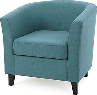 Christopher Knight Home 299526 Preston Arm Chair, Dark Teal