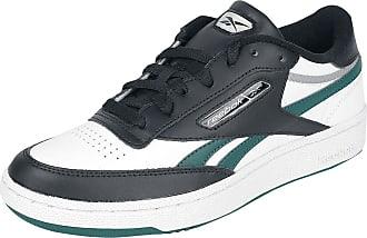 Reebok Club C Revenge MU - Sneaker - weiß, schwarz, grün