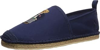 Polo Ralph Lauren Mens Barron Slipper, Newport Navy, 13 UK