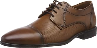 Lloyd Mens Oskar Derbys, Brown Cognac 3, 10 UK